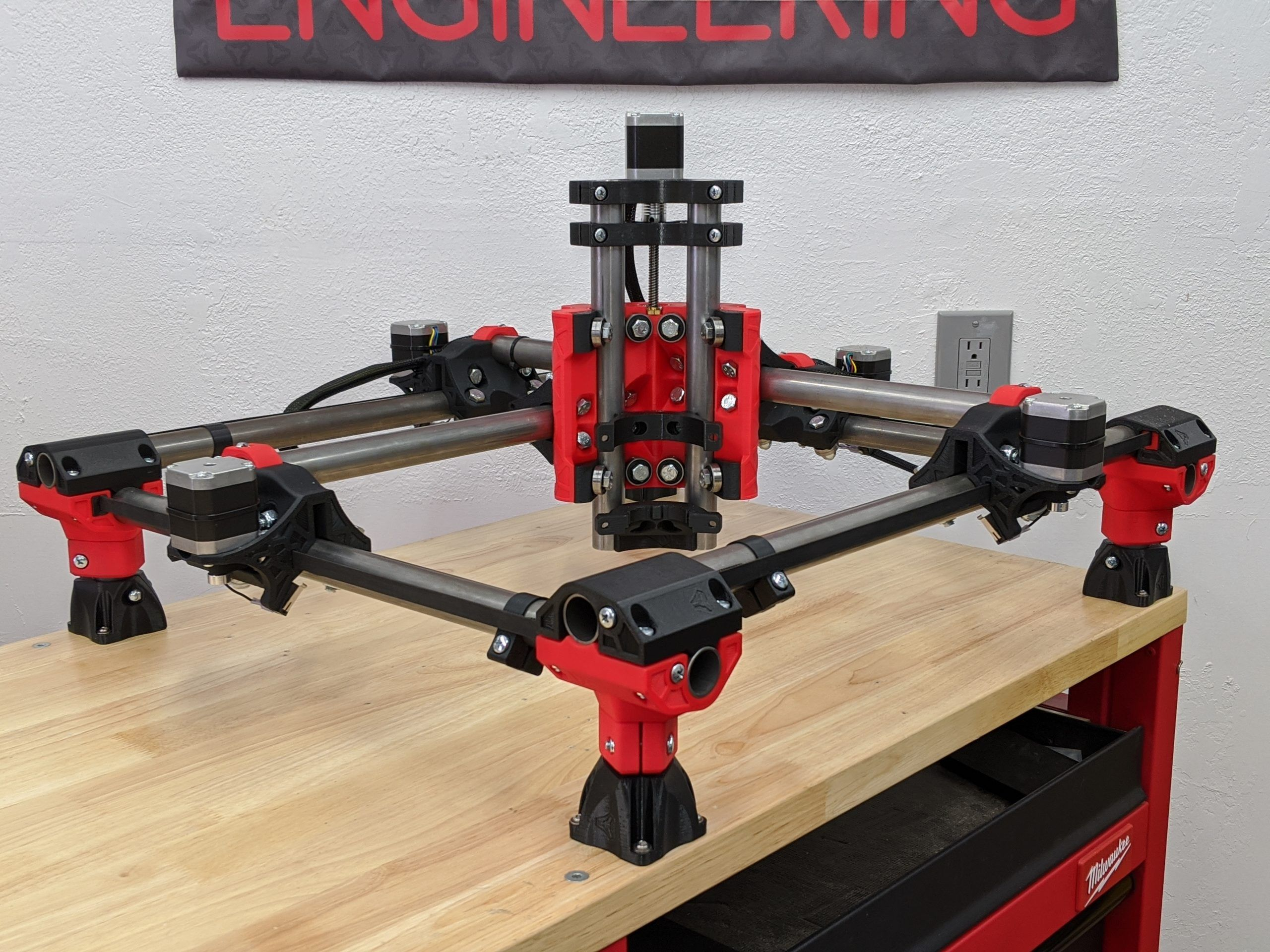 mpcnc primo is live v1 engineering