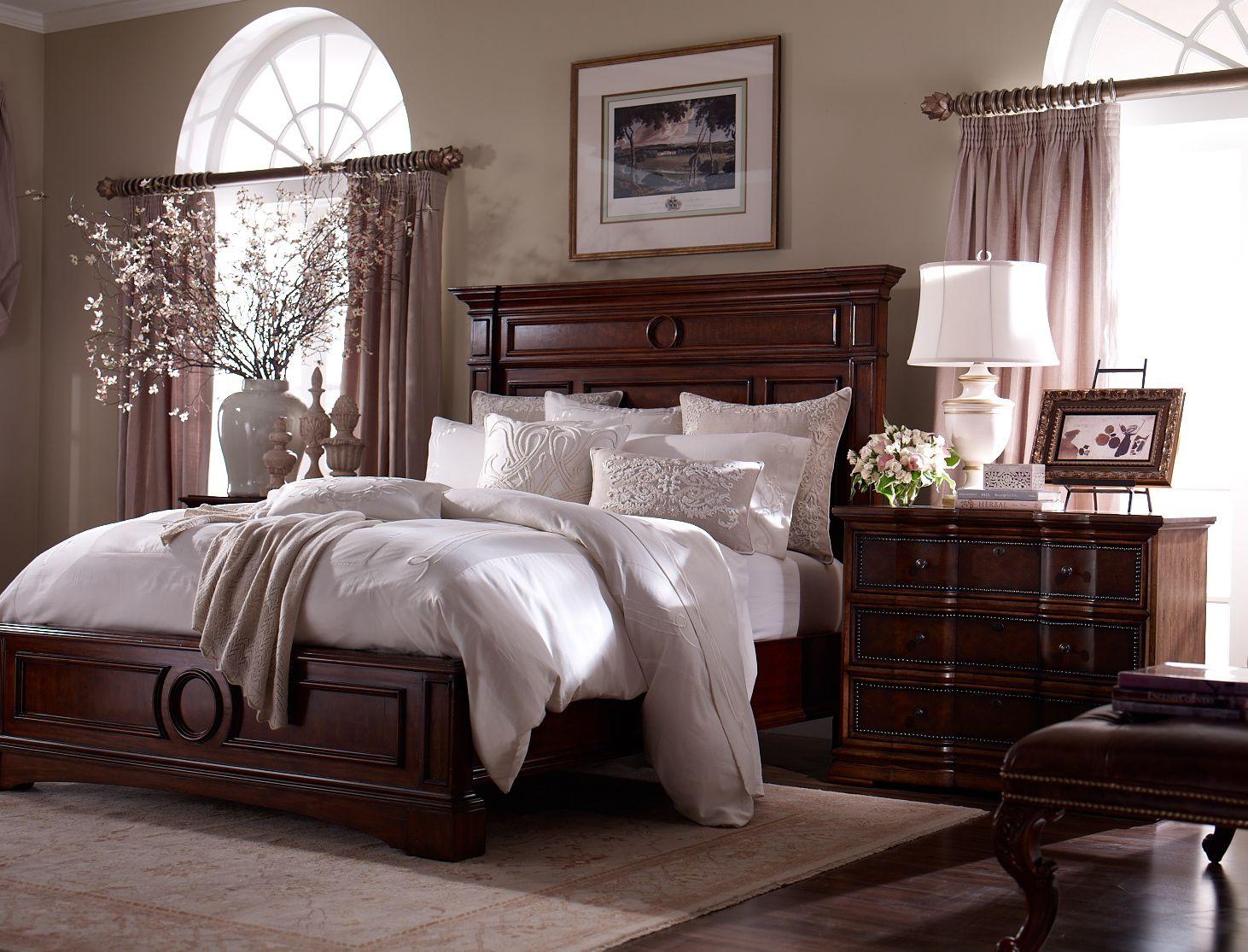 Stately Master Bedroom Furniture Dark Bedroom Furniture Traditional Bedroom