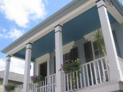 Best Of why Do People Paint their Porch Ceilings Blue