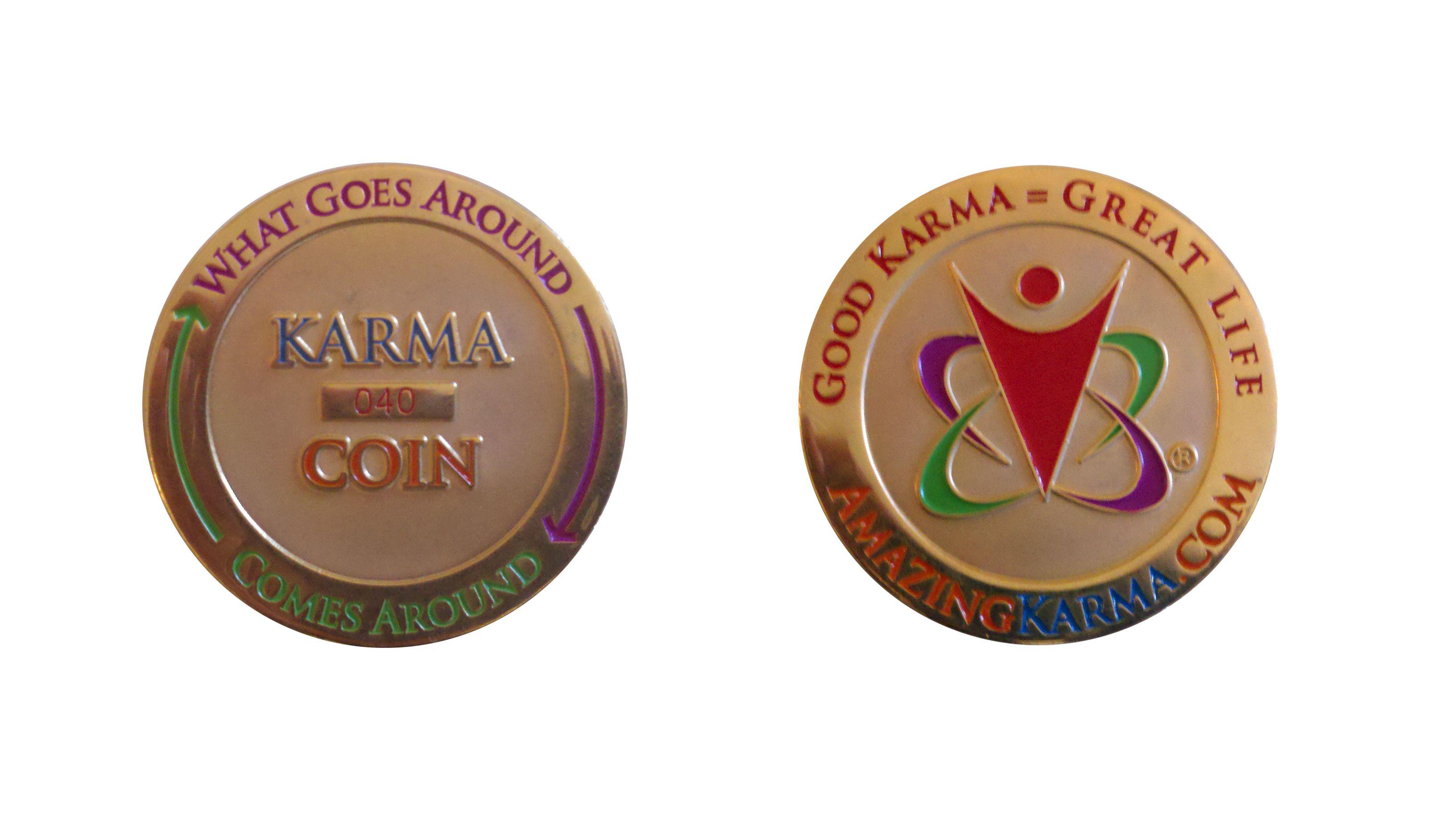Karma Coins