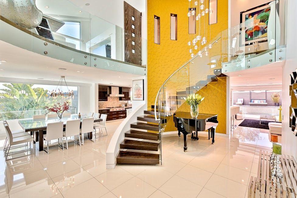 Best Interior Designer In Los Angeles #interiordesign #stairs #luxuryhomes  #residentialdesigns Http: