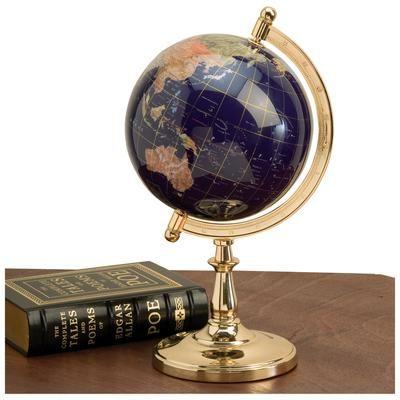 Decorative desktop world globe globes spheres pinterest decorative desktop world globe gumiabroncs Choice Image