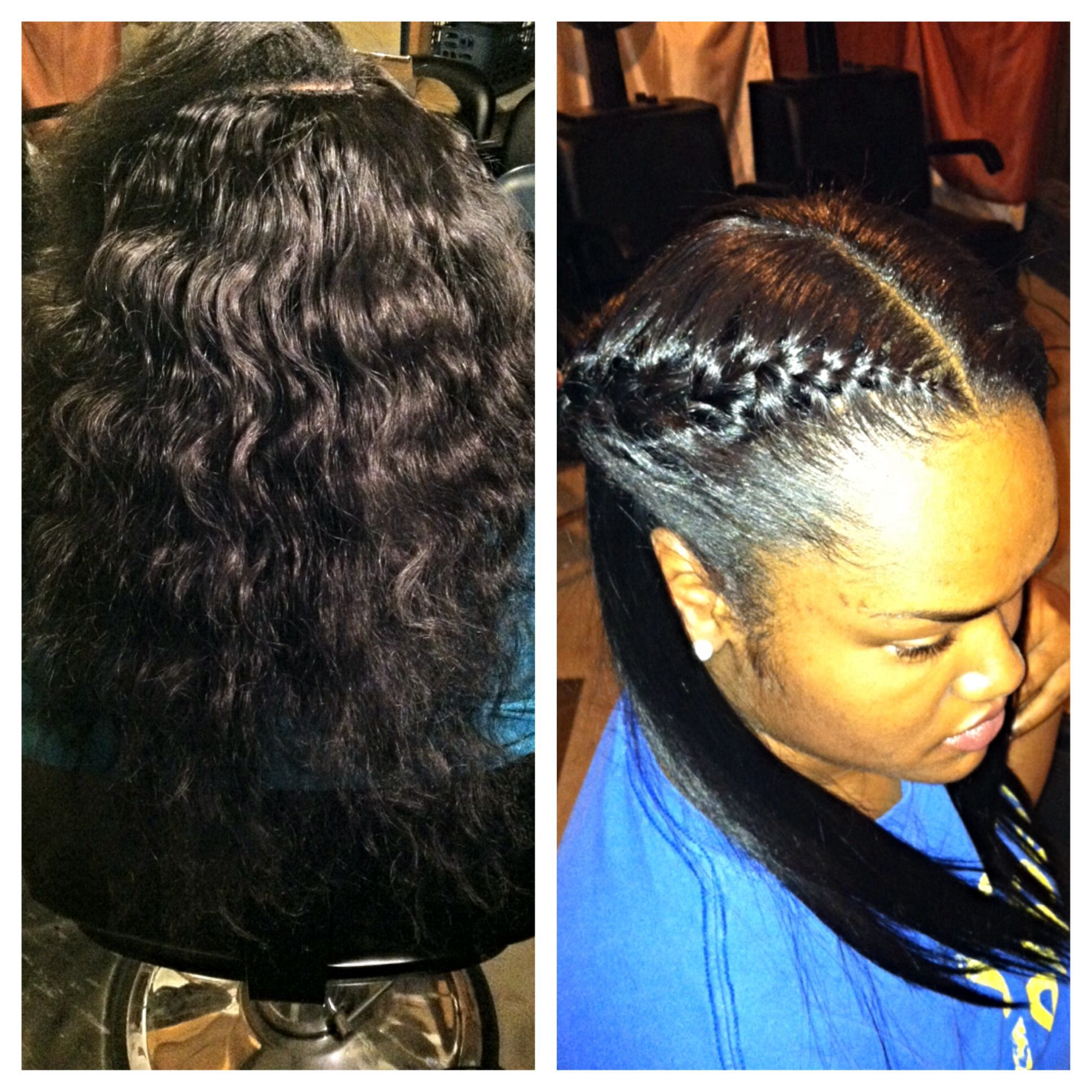 Versatile Sew in Weaves