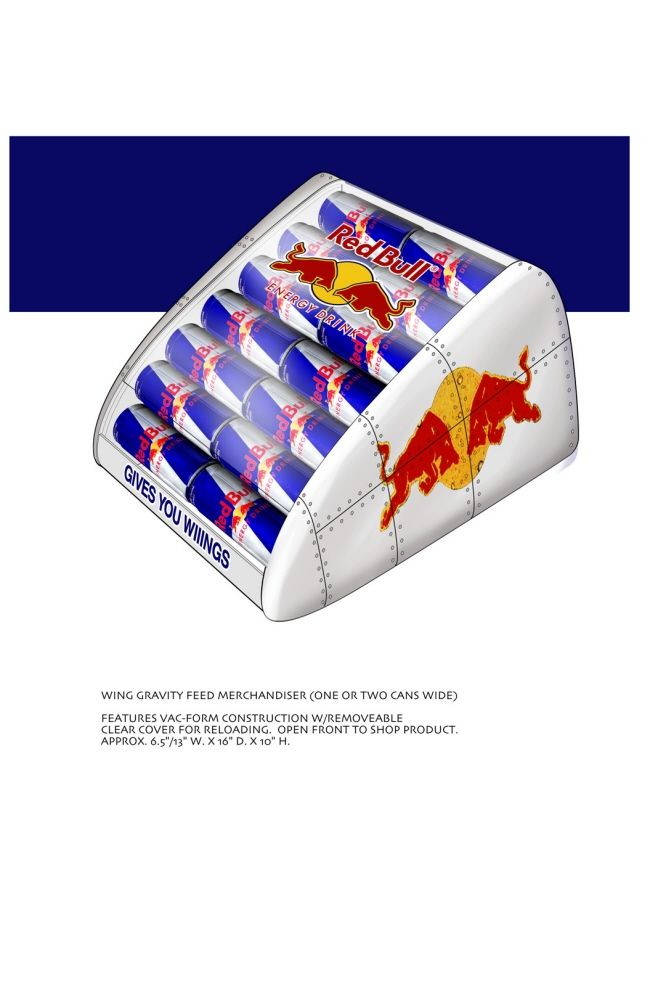 Red Bull Shop