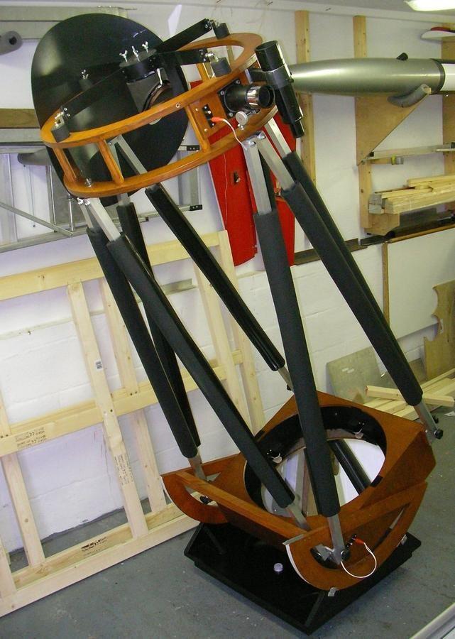 20 homemade dobsonian telescope