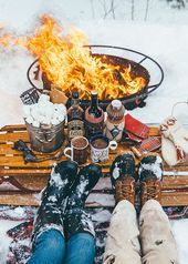 Photo of Hosting a Winter Bonfire Party
