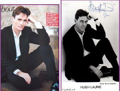 Hugh Laurie - Robert S...