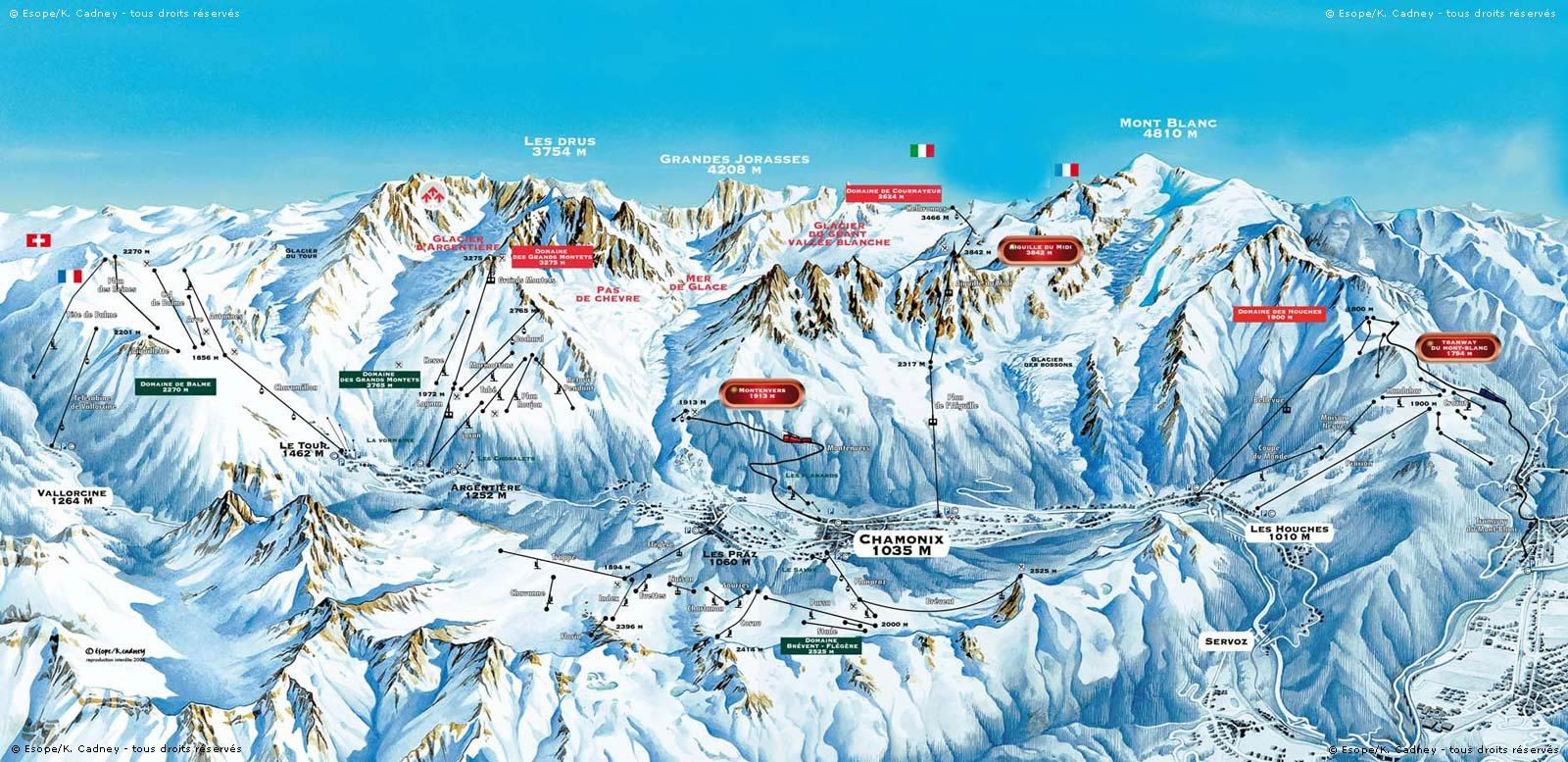 usa piste s for french resorts jski piste chamonix france on map s for french ski resorts jski ski chamonix france on chamonix france on map