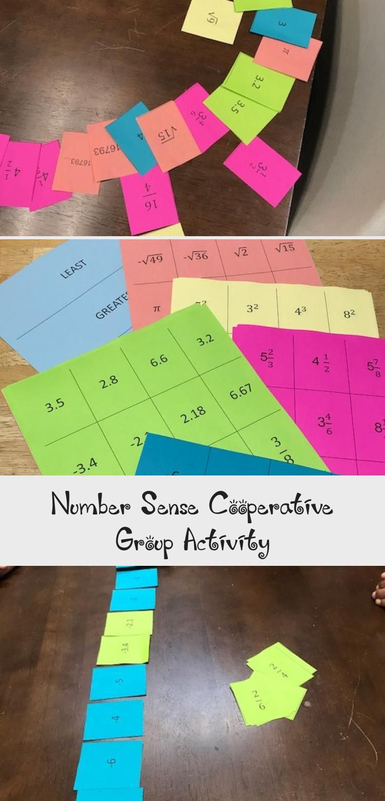 Directions for a fun and meaningful number line activity