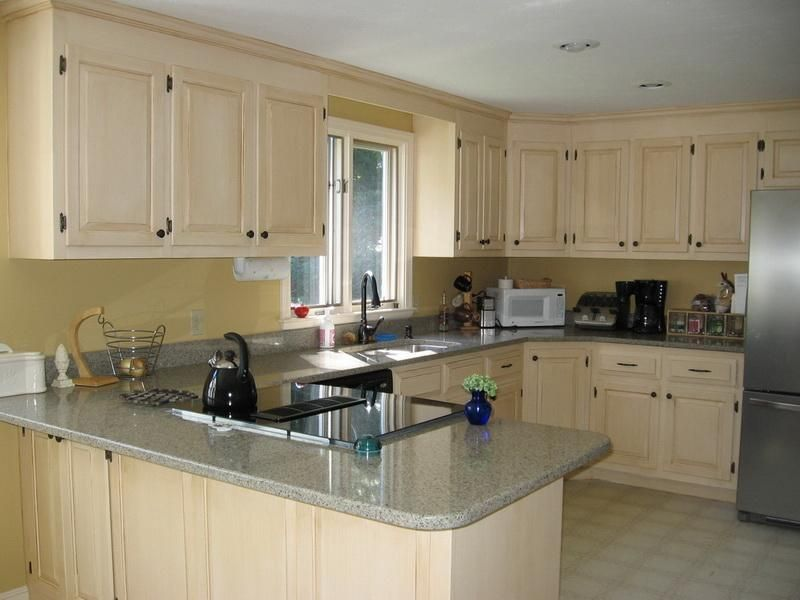 Kitchen Cabinet Color Schemes Awesome Decorating Ideas