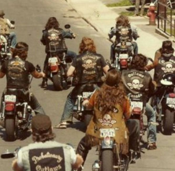 Outlaws MC, Canada | Bikes | Outlaws motorcycle club