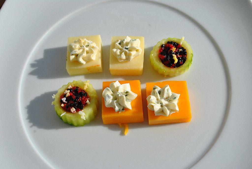 Aperitivos canapes 2 cocinar en casa es for Canapes y aperitivos