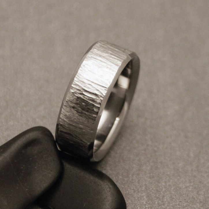 15 Mens Wedding Bands Your Groom Wont Want to Take Off Ring