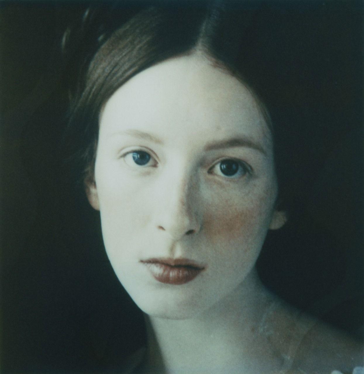 Photo by Sibylle Bergemann (German photographer, 1941 – 2010), from The Polaroids series