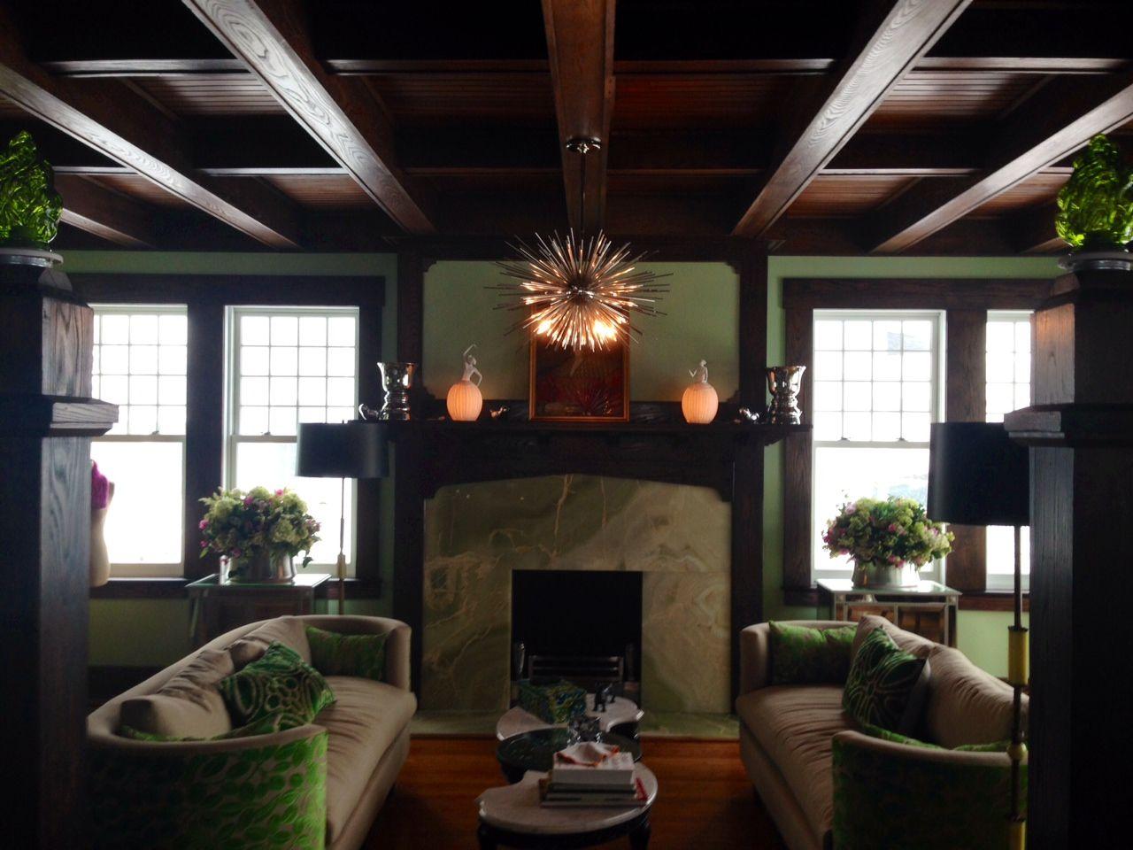 restoration of a 1905 craftsman home - degnan design | ddg