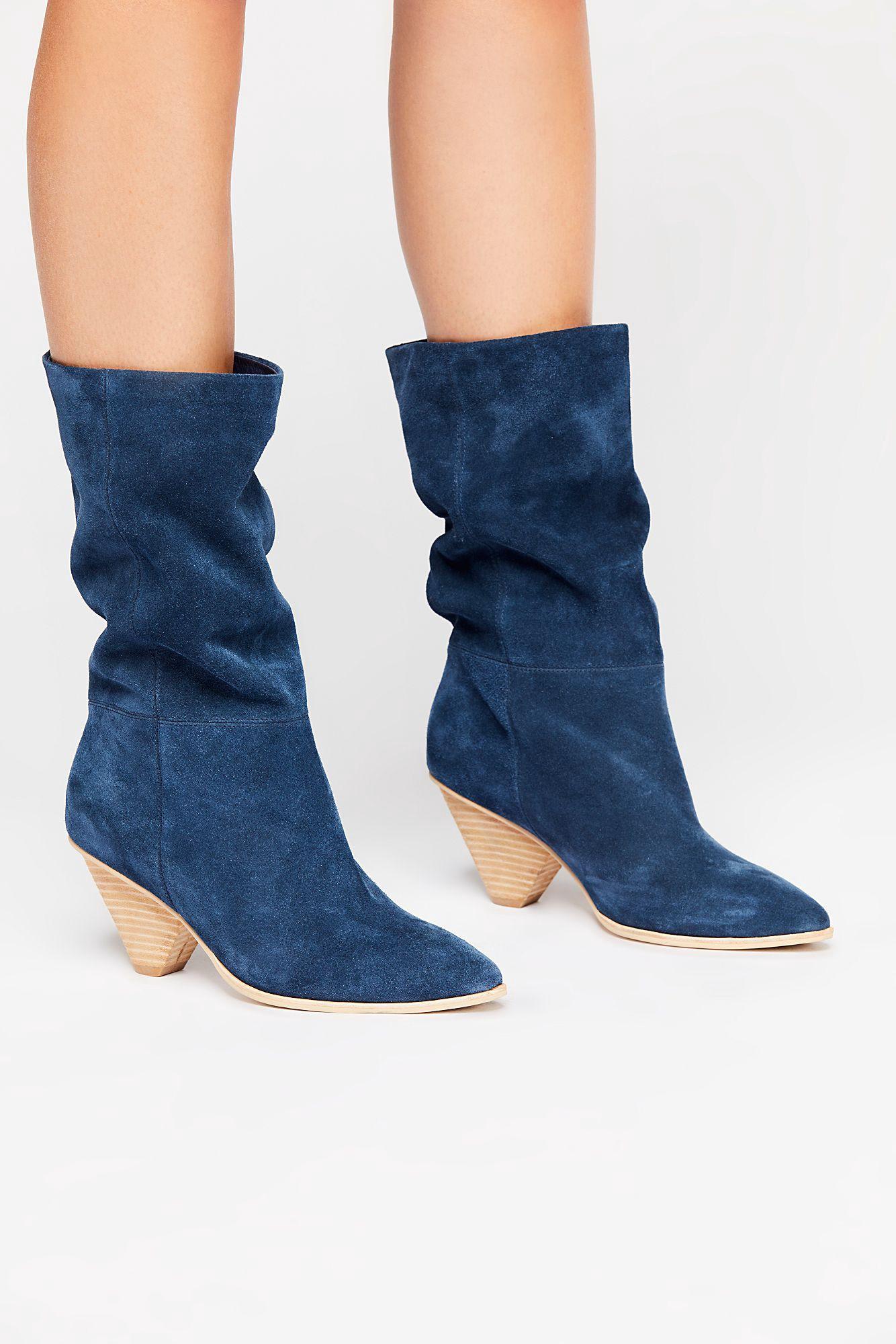 e0d3e0672a3f0c Free People Stella Slouch Boot - Tuape 8.5 Free People Boots