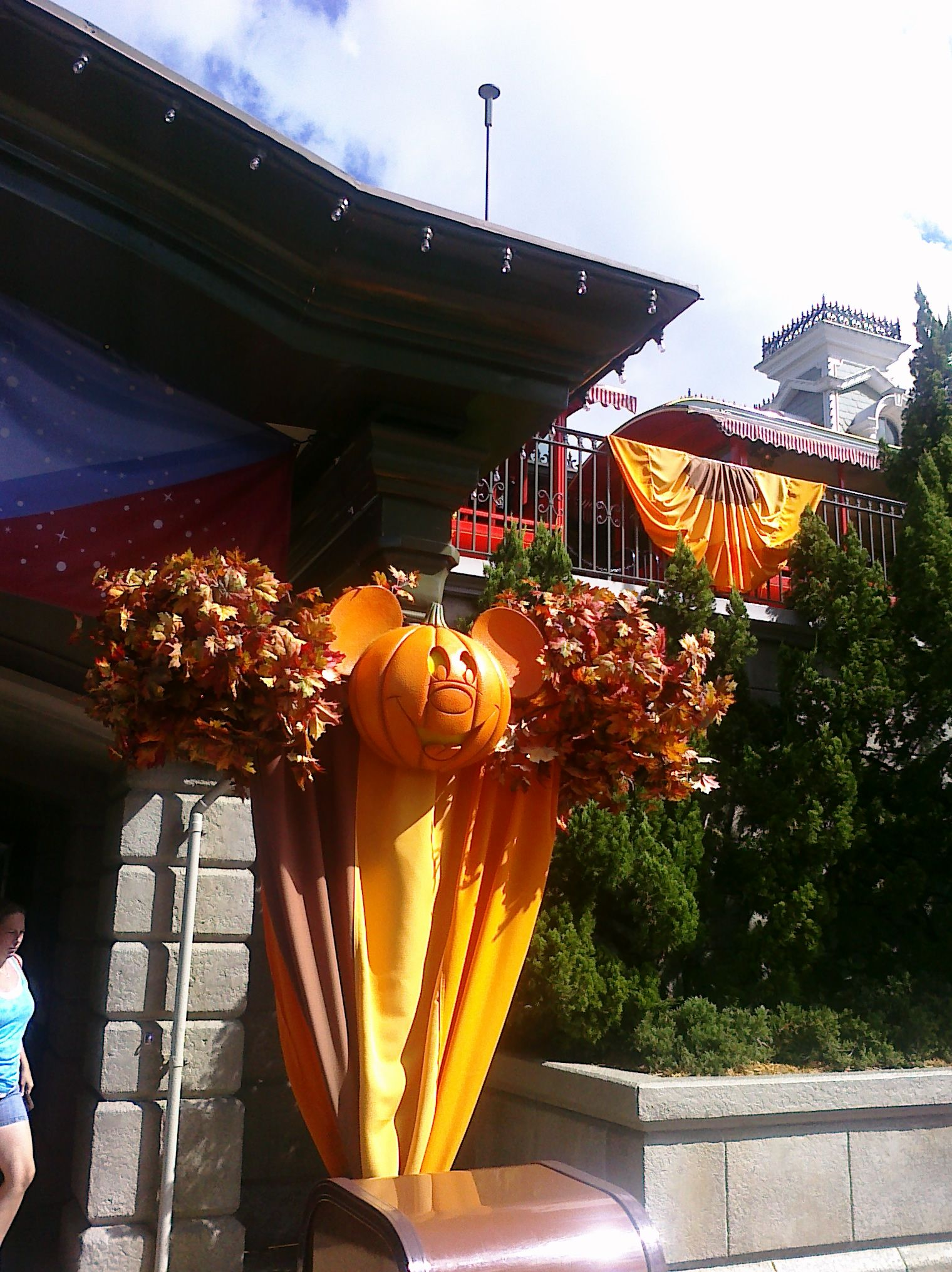 Halloween at Magic Kingdom Magic kingdom, Halloween, Holiday