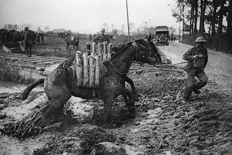 Pin En World War One