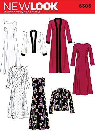 Image result for butterick dress patterns free download | Sowing ...