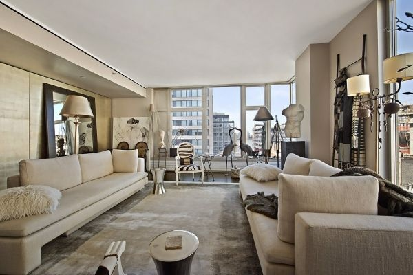 Heaven In Nyc Luxury Apartment Design With Images Nyc