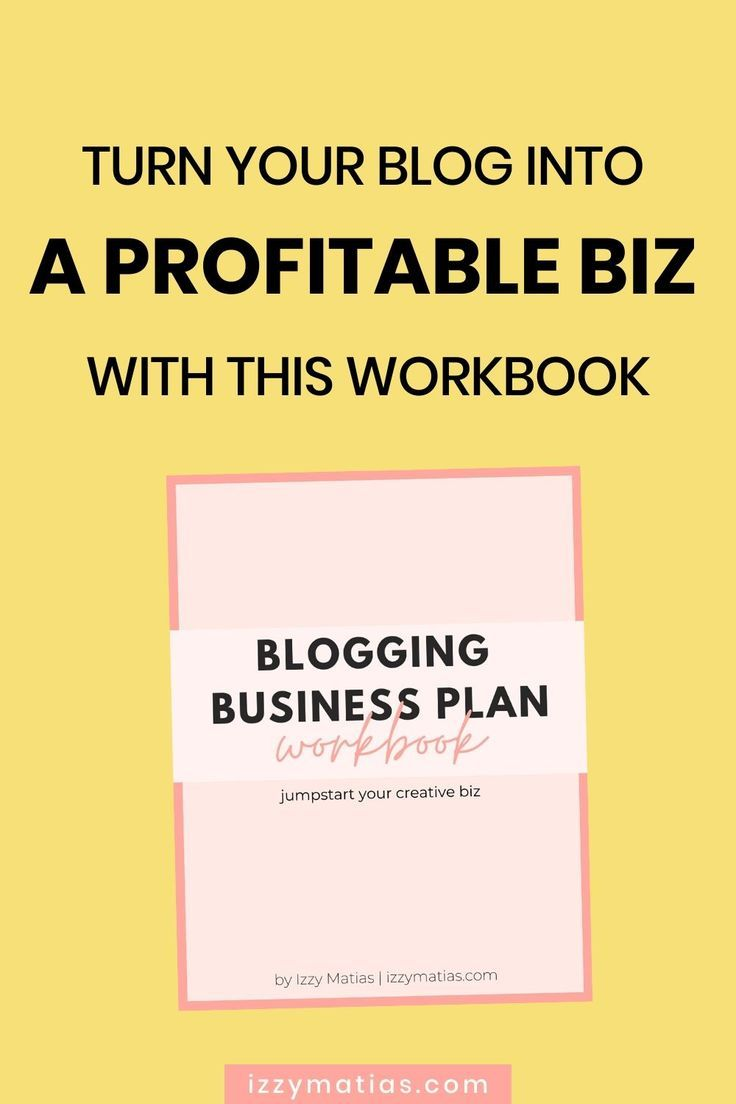 Turn Your Blog into a Business with the Blogging Business