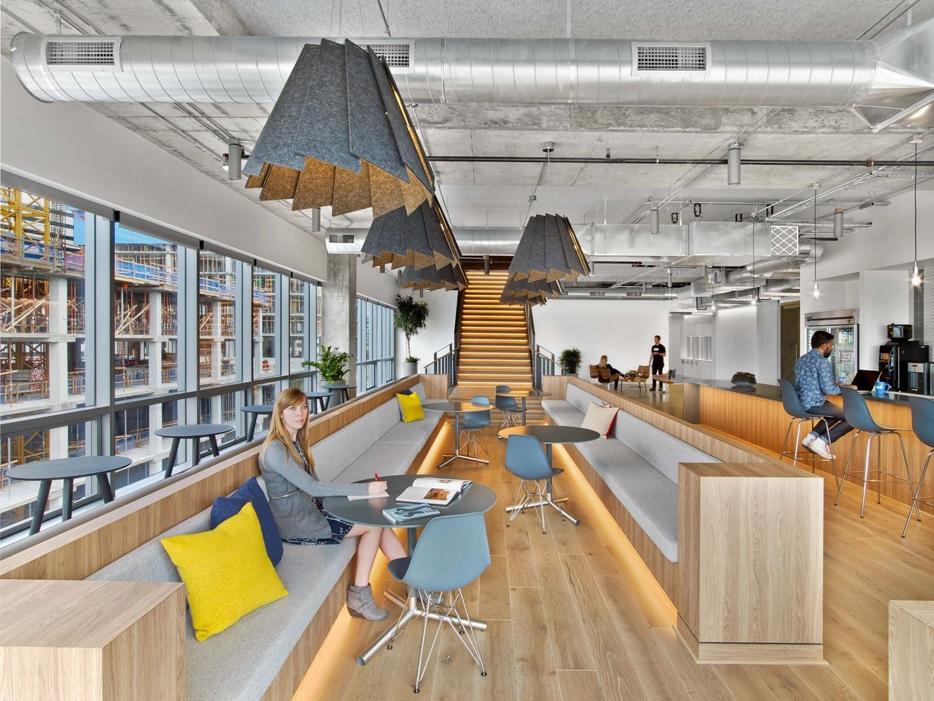 Gallery of HBO Seattle Workspace / Rapt Studio - 28 | Interior ...