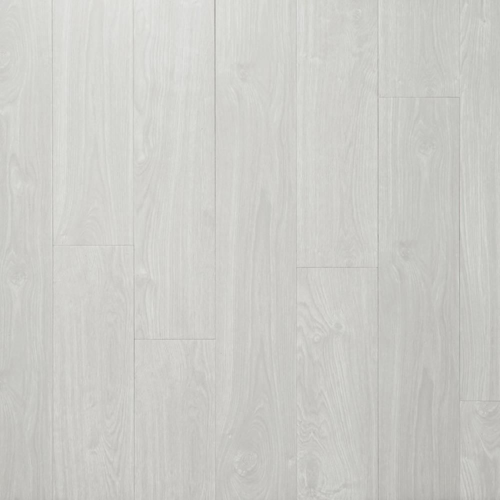 Aquaguard Ivory High Gloss Water Resistant Laminate Floor Decor Flooring Laminate High Gloss