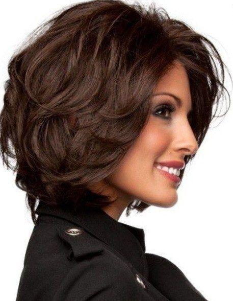short hairstyles work layered
