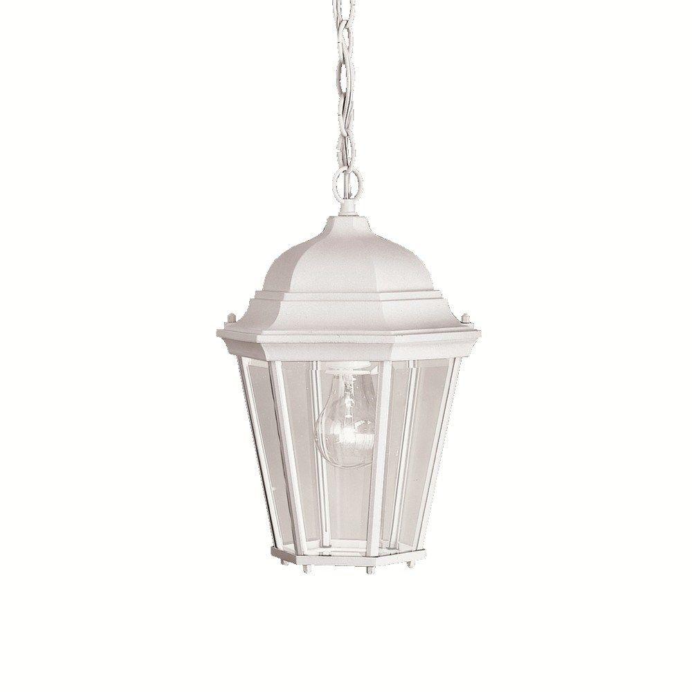 Kichler Lighting 9805wh Madison White Outdoor Ceiling Pendant