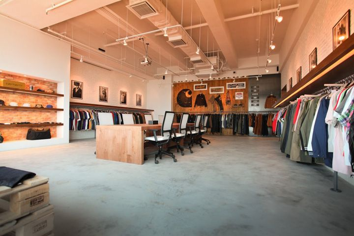 Carhartt Showroom - Hong Kong