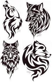 Love The Last One My Celtic Sign Tribal Wolf Tattoos Bild Tattoos