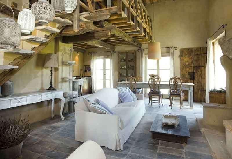 Arredare Con Mobili Antichi E Moderni Arredamento Idee Per Decorare La Casa House