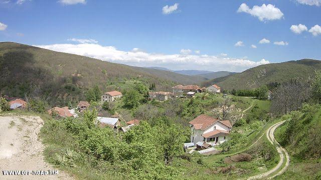 Smilevo village, Demir Hisar Municipality, Macedonia