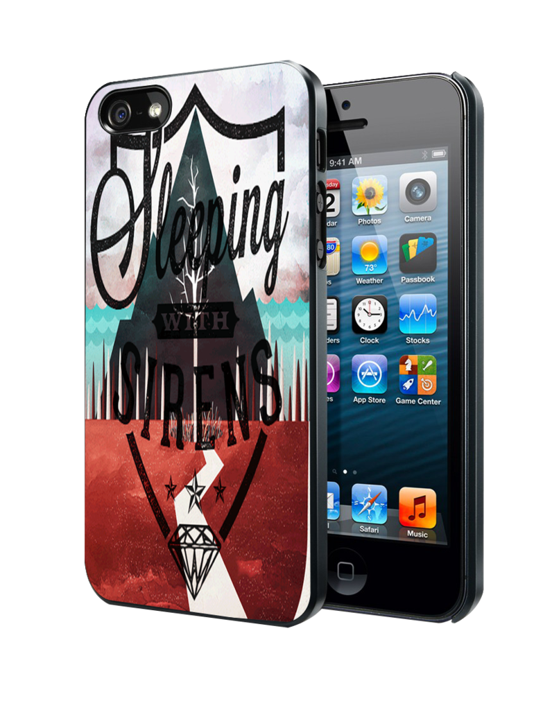 Sleeping With Sirens Symbol Samsung Galaxy S3 S4 Case Iphone 44s
