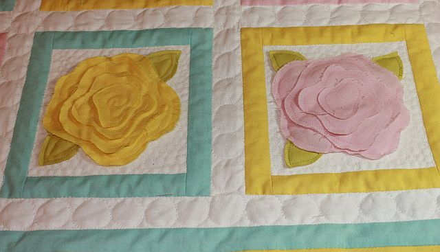 Quilting The Petals Machine Quilting Pinterest Quilt Patterns