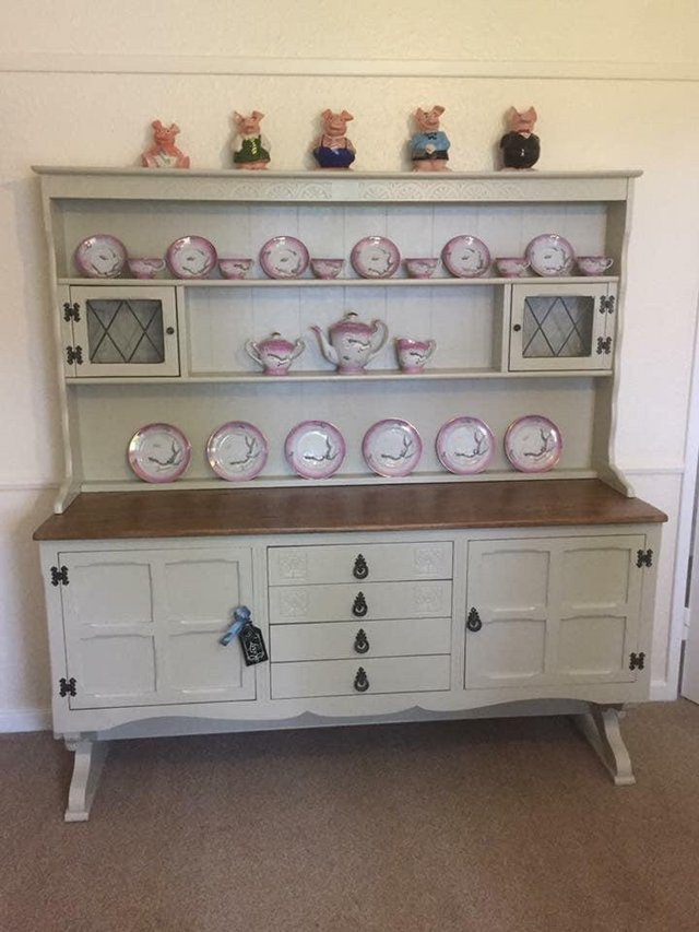 Welsh Dresser For Sale In Stafford Staffordshire Preloved