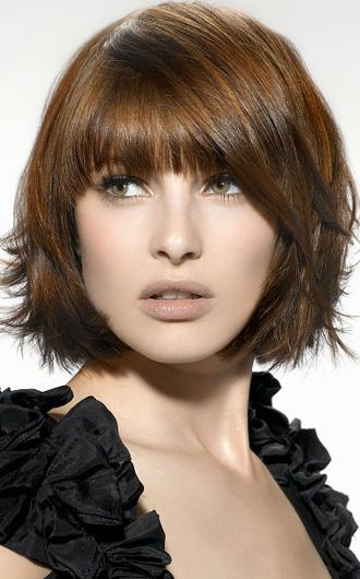 Choppy Bob Haircuts Are Still The Most Popular And Trendy Style