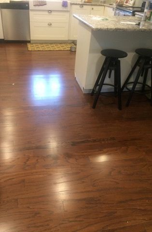 Installing Wood Floors Over Old Tile Diy Projects Pinterest Woods