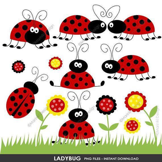 29++ Ladybug clipart ideas in 2021