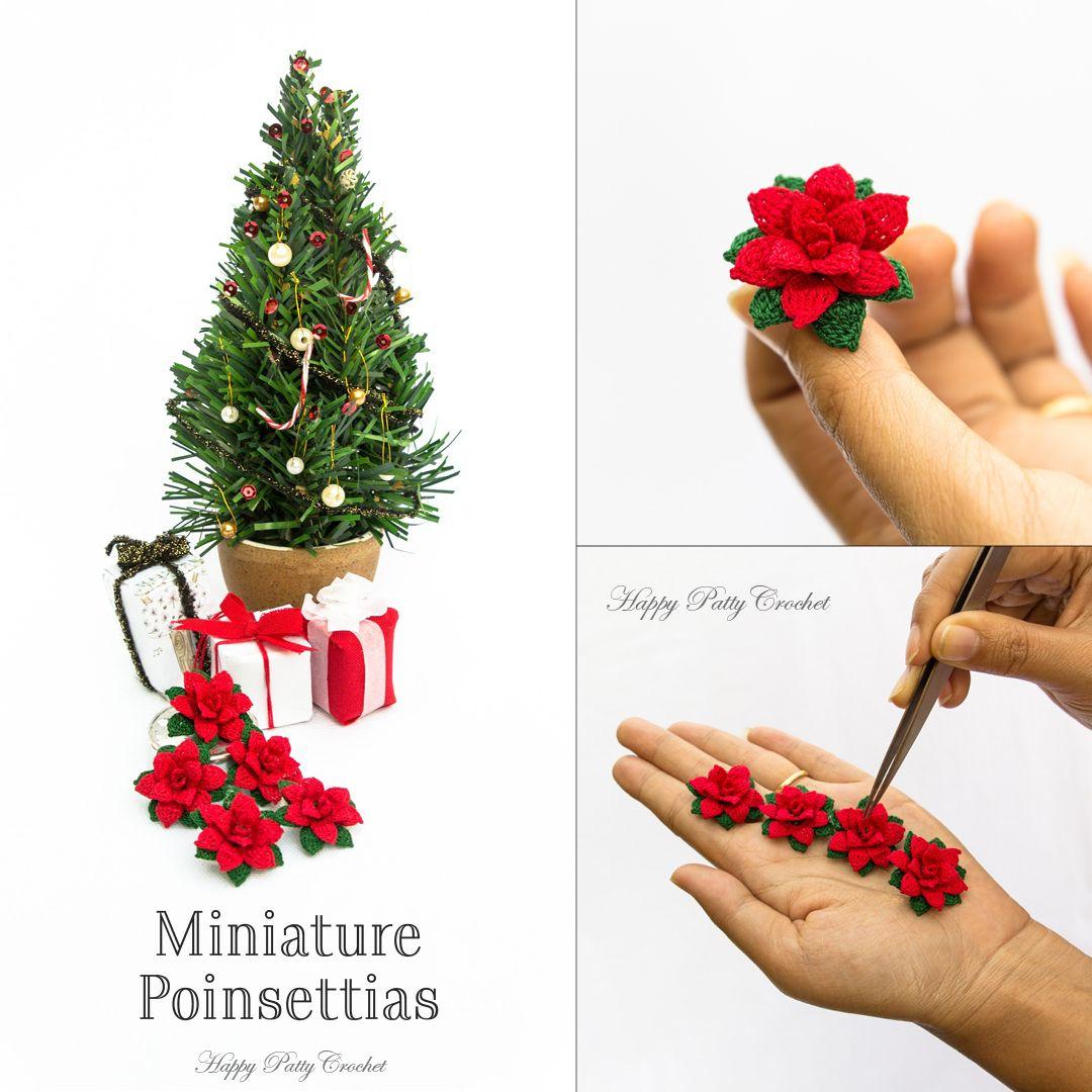 Mini Flower Motif Ornament