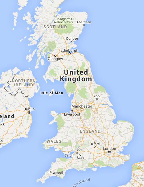 My parents were born in the West Midlands in a town called