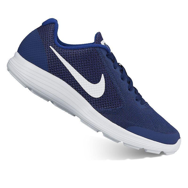 Nike Revolution 3 Grade-School Boys  Running Shoes in 2019 ... a32f6059e5