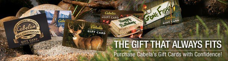 Cabela S Gift Card Gift Card Egift Card Cards