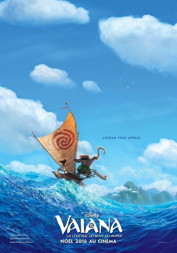 Vaiana La Légende Du Bout Du Monde Film : vaiana, légende, monde, Vaiana,, Légende, Monde, (7.5/10), Disney, Animation,, Animation, Studios