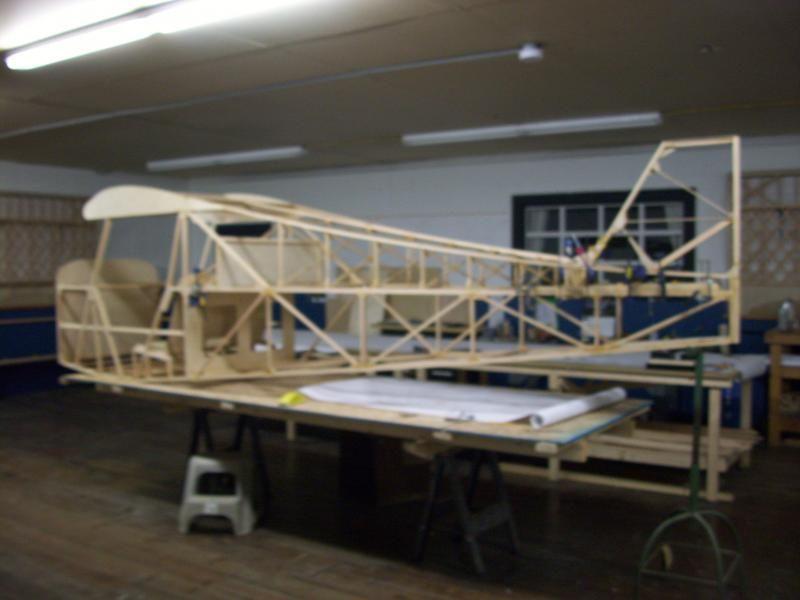 Follow the progress of Danielle's home built Dakota Hawk airplane