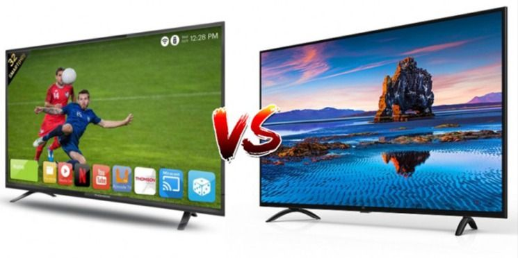Smart Tv Vs Normal Tv What S The Difference Smart Tv Tv Smart