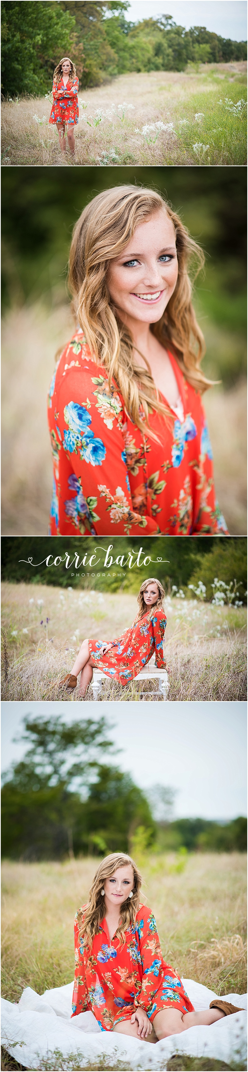 senior pictures-senior girl photos-senior nature shoot-dress ideas for senior photos-senior hairstyles-senior makeup
