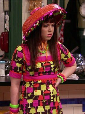 wizards of waverly place harper finkle crazy outfits costumes