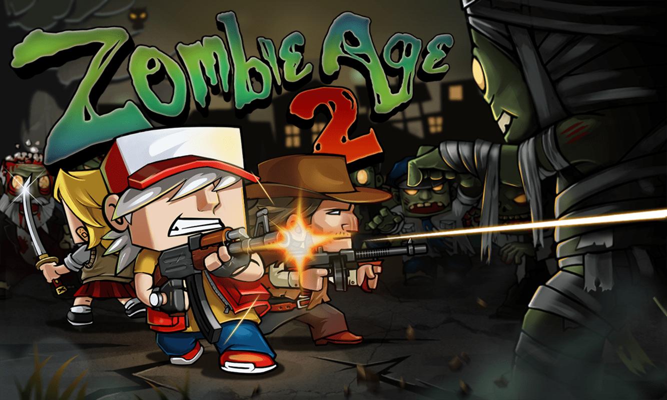 Latest Zombie Age 2 1 2 2 MOD (Unlimited Money/Ammo) Apk