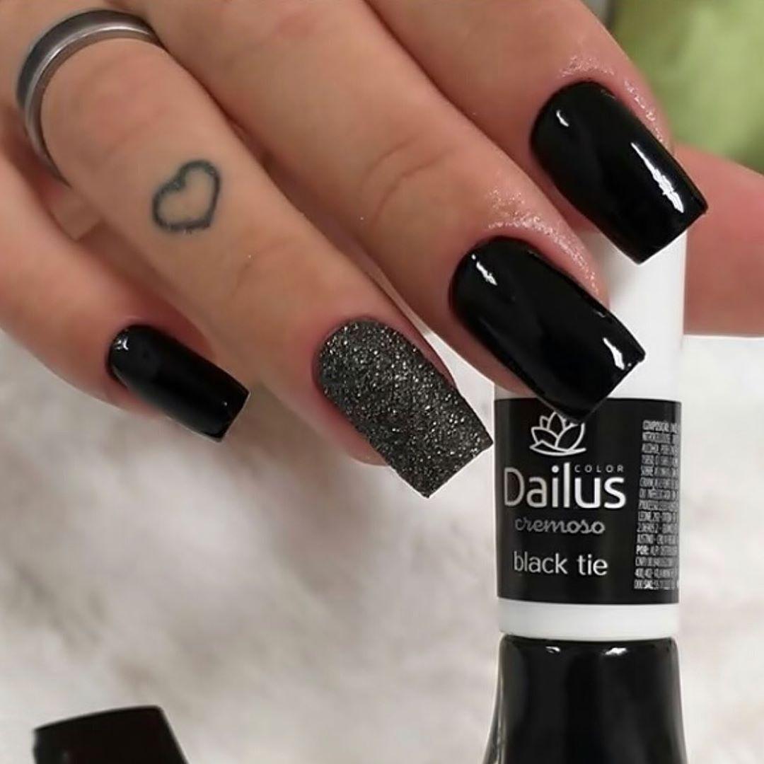 Feminices Nati On Instagram Amei Repost Unhas Nails Unhastop Esmaltes Esmalte Unhaslindas In 2020 Black Nail Designs Fun Nails Creative Nails